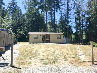Fully Service Lot With Shed
