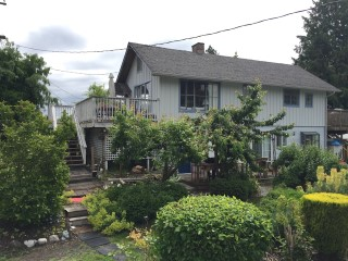 Boundary Bay Cottage